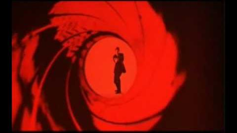 1974 - James Bond - The man with the golden gun title sequence