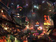 Hong Kong (Rogue Agent) by Christian Lorenz Scheurer