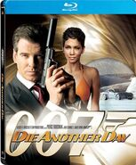 Die Another Day (2008 Blu-ray SteelBook)