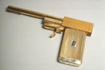 Golden Gun Prop