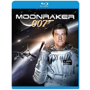 Moonraker blu ray 2