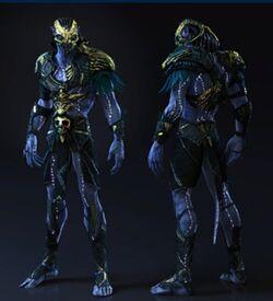 Nawma Niawve Armor