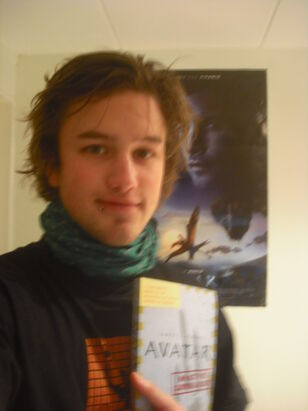 Me and my book