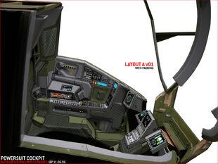 AMP Suit Canopy