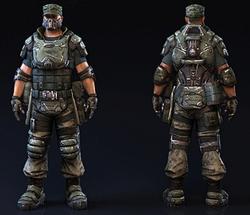 Brasher Armor
