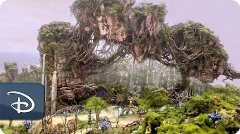 Bringing the World of AVATAR to Life Disney's Animal Kingdom