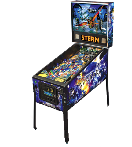 File:Avatar Pinball Machine.png