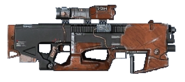 SOLARIS IV Assault Rifle