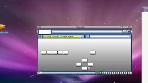 Using Xpadder