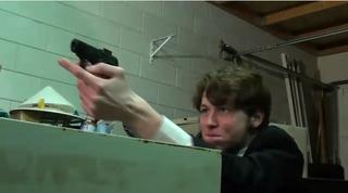 Bob and his little gun