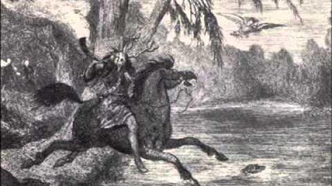 """Savage Worlds - """"The Wild Hunt"""" part 4"""