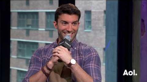 """Justin Baldoni On """"Jane The Virgin"""" And """"Belly Bump"""""""