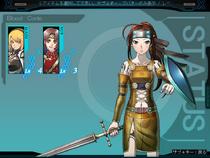 Meikyuu Cross Blood (screen 2)