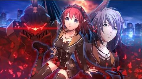 Meikyuu Cross Blood 迷宮クロスブラッド BGM 「Encounter ver