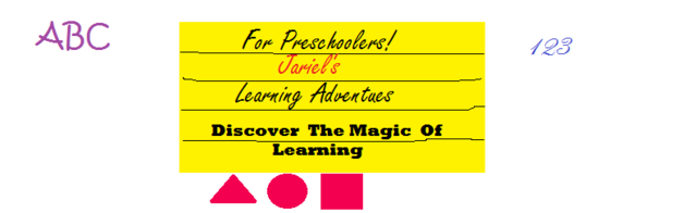 File:Jariel's Learning Adventures Logo.png