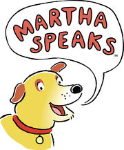 Martha Speaks Logo