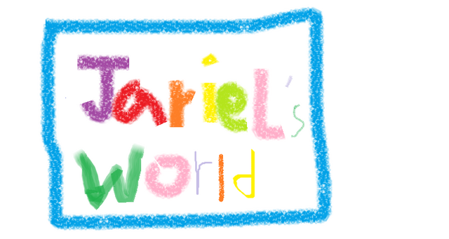 File:Jariel's World Logo.png