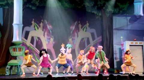 Phineas and Ferb The Best LIVE Tour Ever! Director Fred Tallaksen