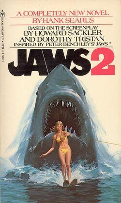 JAWS 2 Novel
