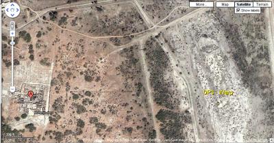 0P3 Mohenjo-Daro Warp Map