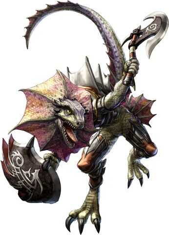 File:Angry Saurian-B w fringe and weapons.jpg