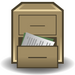 Replacement filing cabinet
