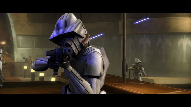 Advanced Recon Force Arf Trooper Minecraft Skin