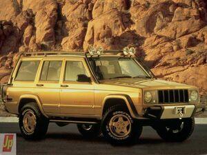 Jeep cherokee casablanc