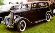 Willys 77 4-Door Sedan 1936