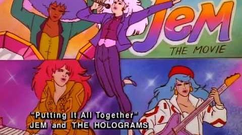 HQ Jem - Puttin' It All Together (22 187)