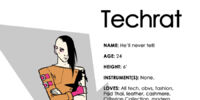 Techrat (comics)