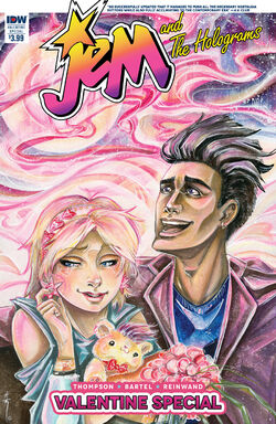 Jem Valentines Special - Cover A