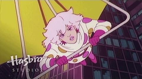 Jem and the Holograms - Jem Has a Show to Catch