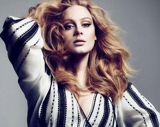 Adele-vogue