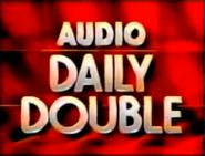 Jeopardy! S8 Audio Daily Double Logo-B