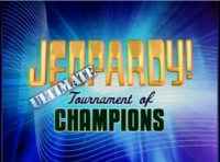Jeopardy! Ultimate Tournament of Champions title card