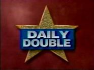 Jeopardy! S11 Daily Double Logo (Celebrity Jeopardy! Variant)
