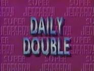 Daily Double Logo-C (Super Jeopardy! Variant)