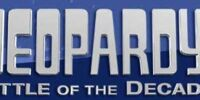 Jeopardy! Battle of the Decades