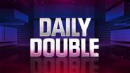Jeopardy! S28 Daily Double Logo
