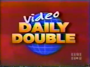 Jeopardy! S11 Video Daily Double Logo