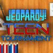 Jeopardy! Teen Tournament Season 28 Logo