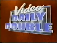 Jeopardy! S13 Video Daily Double Logo