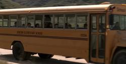 Jericho Elem bus