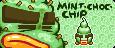 Mint choc-chip