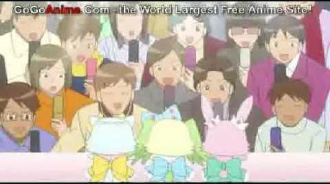 Jewelpet Stramberry Time clip