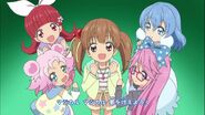 Airi and the human form jewelpets
