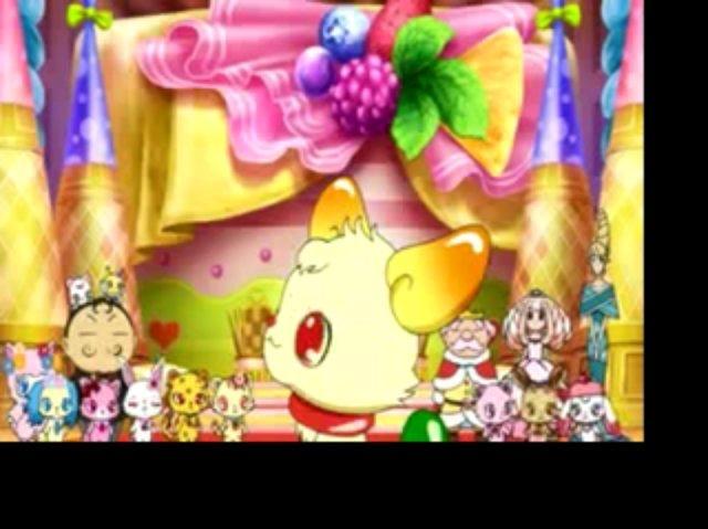 Jewelpet The Movie Sweet Dance Princess (PART 1)