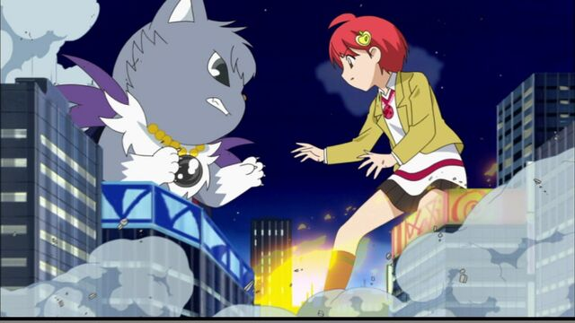 File:Rinko faces againts Dian in an giant monster style!.jpg