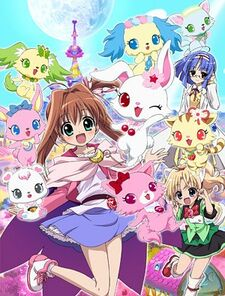 Jewelpet Twinkle Key Visual
